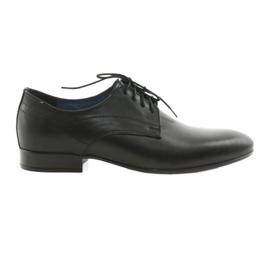 Zapatillas clásicas de lona para hombre Nikopol 1693 negro