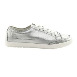 Calzado deportivo de mujer Filippo 703 plata gris