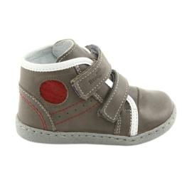 Zapatos de niños Ren But 1423 gris.