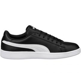 Negro Zapatos Puma Smash v2 LM 365215 04