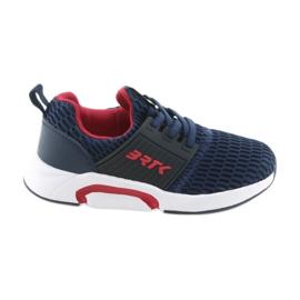 Bartek 55110 Zapatillas deportivas azul marino sin cordones
