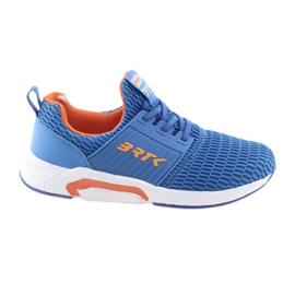 Bartek 58110 Zapatillas deportivas slip-in azul