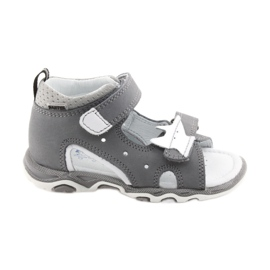 Sandalias niños nabos Bartek 51489 gris