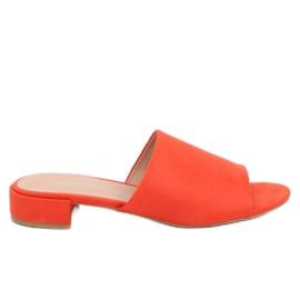 Zapatillas naranjas mujer xw9093 naranja