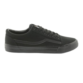 Negro Zapatillas negras DK AlaVans