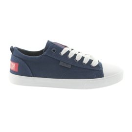 Marina Zapatillas Big Star azul marino 274876