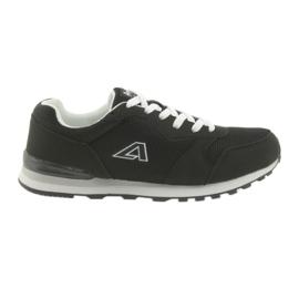 American Club 12 zapatillas deportivas negras negro