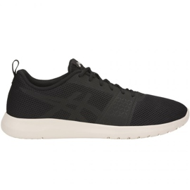 Negro Zapatos Asics Kanmei Mx M T849N-9090