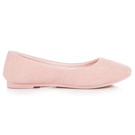 Seastar Bailarina comoda rosa