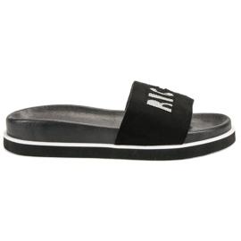 Vinceza Zapatillas negras negro