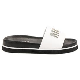 Vinceza blanco Zapatillas blancas