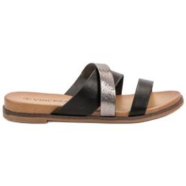 Vinceza Zapatillas clásicas negro