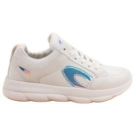 Marquiz blanco Zapatillas blancas