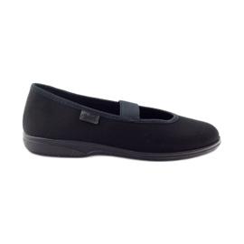 Negro Zapatos de befado para niños 274Y004