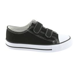 Zapatillas negras de Atletico