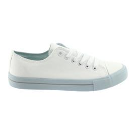 Zapatillas Atletico 18916 blanco / azul
