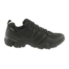 Negro Zapatillas deportivas negras atletico 8008
