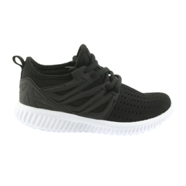 Zapato deportivo negro 58114 Bartek.
