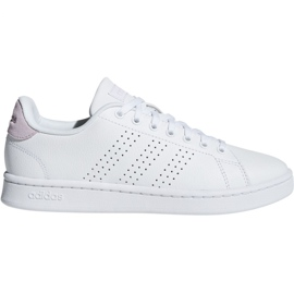 Zapatillas Adidas Advantage W F36481 blanco