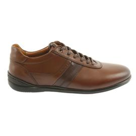 Badura 3707 zapatos deportivos marrones marrón