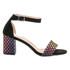 Vinceza Sandalias de moda sandkaza