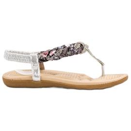 Cm Paris gris Sandalias japonesas de moda