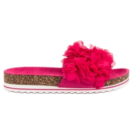 Seastar Chanclas rosadas de moda