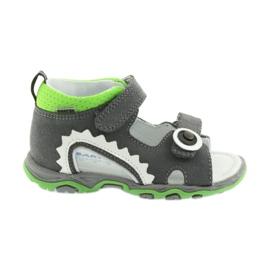Sandalias niños nabos Bartek 51063 gris