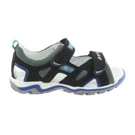 Sandalias para niños nabos Bartek azul marino
