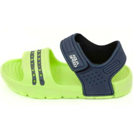 Sandalias Aqua-speed Noli verde azul marino col .84
