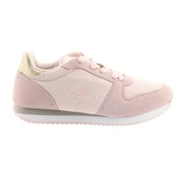 Zapatillas deportivas Lt.pink American Club FH10