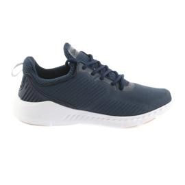American Club Zapatillas deportivas American FH08 azul marino marina