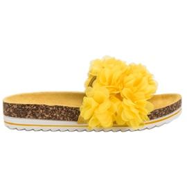 Seastar amarillo Zapatillas amarillas de moda