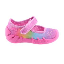 Zapatillas befado rainbow para niños 109P183