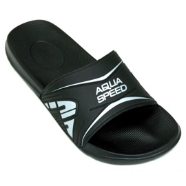 Negro Zapatillas Aqua-Speed Dakota M col.7