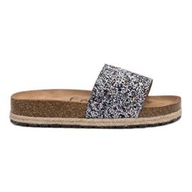 Goodin Zapatillas Moda Mujer gris