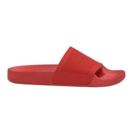 Zapatillas rojas VICES rojo