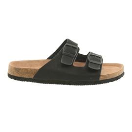 Negro Zapatillas perfiladas para hombre Big Star 174605 negras