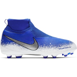 Zapatillas de fútbol Nike Phantom Vsn Elite Df Mg Jr AO3289-410