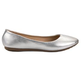 Renda gris Bailarina clásica