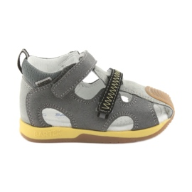 Sandalias niños nabos Bartek 81772 gris