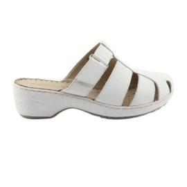 Blanco Zapatillas de mujer caprice 27350 blancas