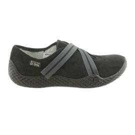 Negro Befado zapatos de mujer pu - joven 434D014