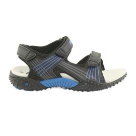 Sandalias para niños American Club HL15 negras