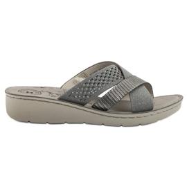 Evento Cómodas zapatillas grises