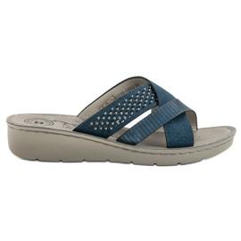 Evento Cómodas zapatillas azules