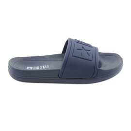 Chanclas Big Star 374155 azul marino marina