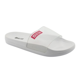 Zapatillas de mujer Big Star 274A259 para mujer blanco