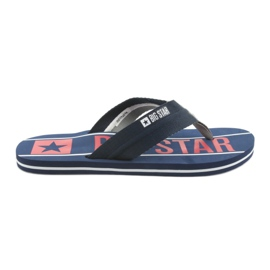 Cinturones hombre Big Star 174658 azul marino