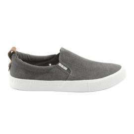 Zapatillas slip-on Big Star 174162 gris